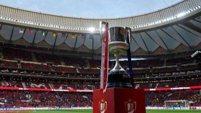 Izvučeni su parovi polufinala Kupa Kralja u Španiji