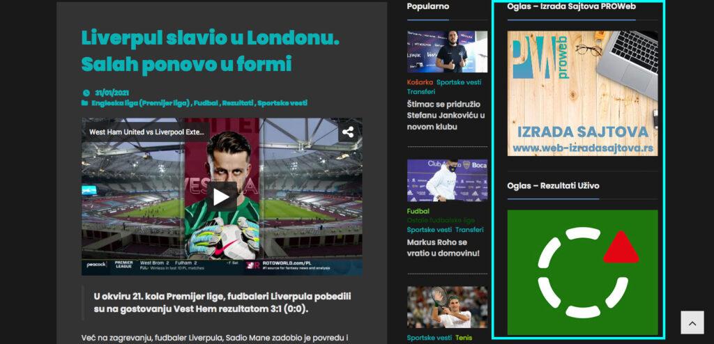 PROSport - Sportske vesti