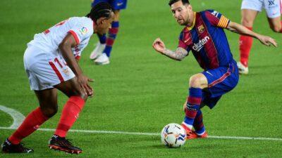 Sevilja savladala Barselonu u prvom polufinalnom meču Kupa Kralja (VIDEO)