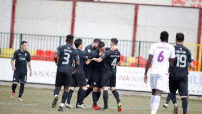 Partizan slavio minimalcem u Ivanjici za desetu uzastopnu pobedu (VIDEO)