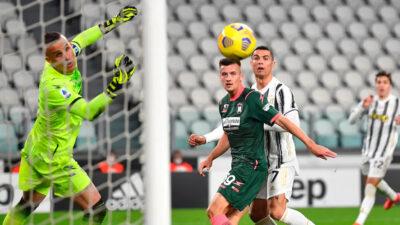 Ubedljiva pobeda Juventusa uz dva gola Ronalda (VIDEO)