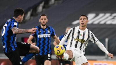 """Juventus i Inter bez golova. """"Stara dama"""" u finalu Kupa Italije (VIDEO)"""