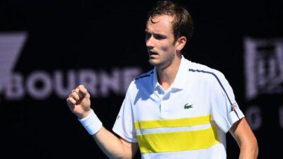 Medvedev u polufinalu Australijan Opena nakon pobede protiv zemljaka