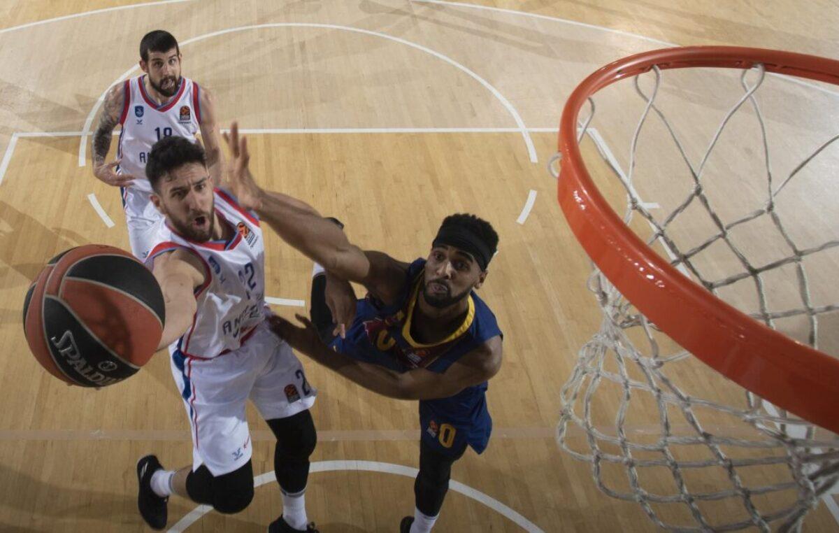 Vasa Micić srušio Barselonu usred Španije. Kalinić sjajan u pobedi njegovog tima nad CSKA