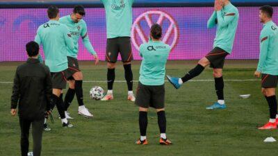Jedan od najboljih igrača Portugala ne igra protiv Srbije!