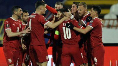 Kraj meča: Srbija konačno zablistala. Mitrović heroj sa dva gola u nastavku (VIDEO)