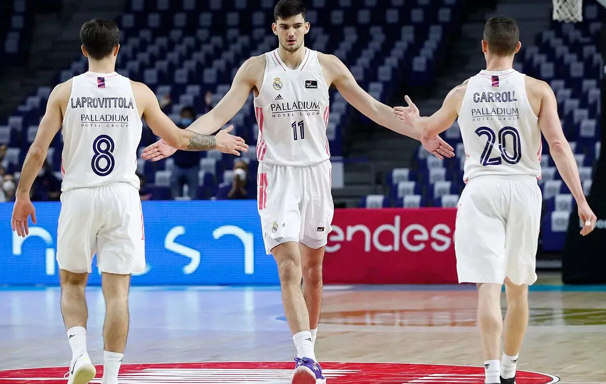 Mladi košarkaš Real Madrida izabrao da nastupa za Srbiju!