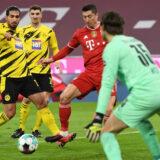 Bundesliga: Dortmund vodio golovima Halanda, ali na kraju ipak pobeda Bavaraca i het-trik Levandovskog! (VIDEO)