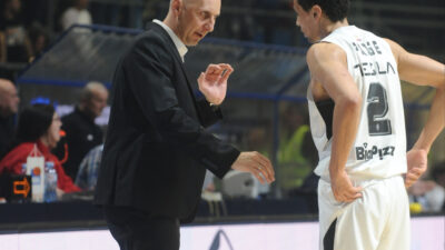 Pročitajte prvu izjavu novog trenera KK Partizan Aleksandra Matovića