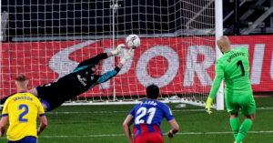 Dmitrović promašio penal i ušao u istoriju! Poraz Eibara od Kadiza! (VIDEO)