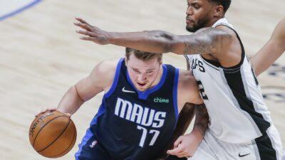 Luka Dončić se uželeo košarke
