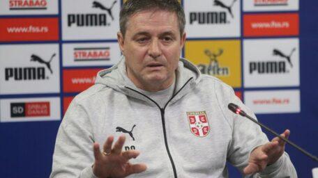 Piksi zabrinut zbog povrede Mitrovića