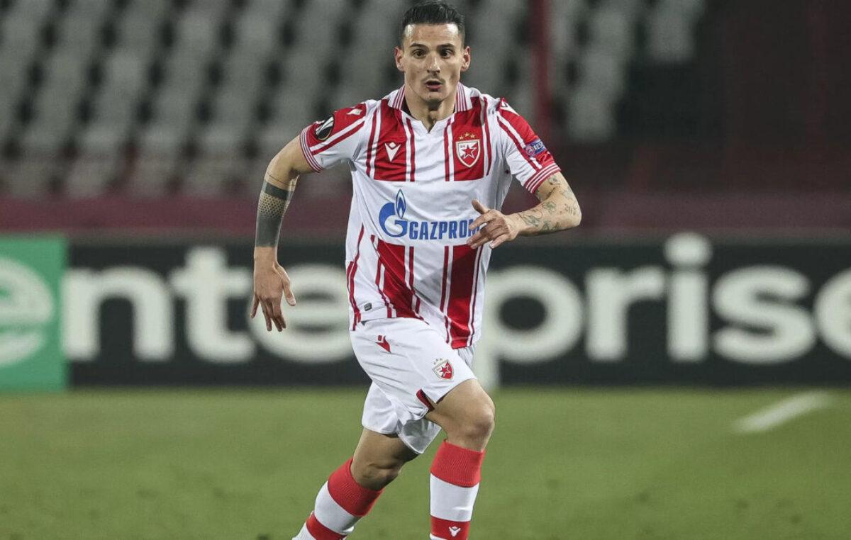 Filipo Falko ponovo u ekipi Crvene zvezde