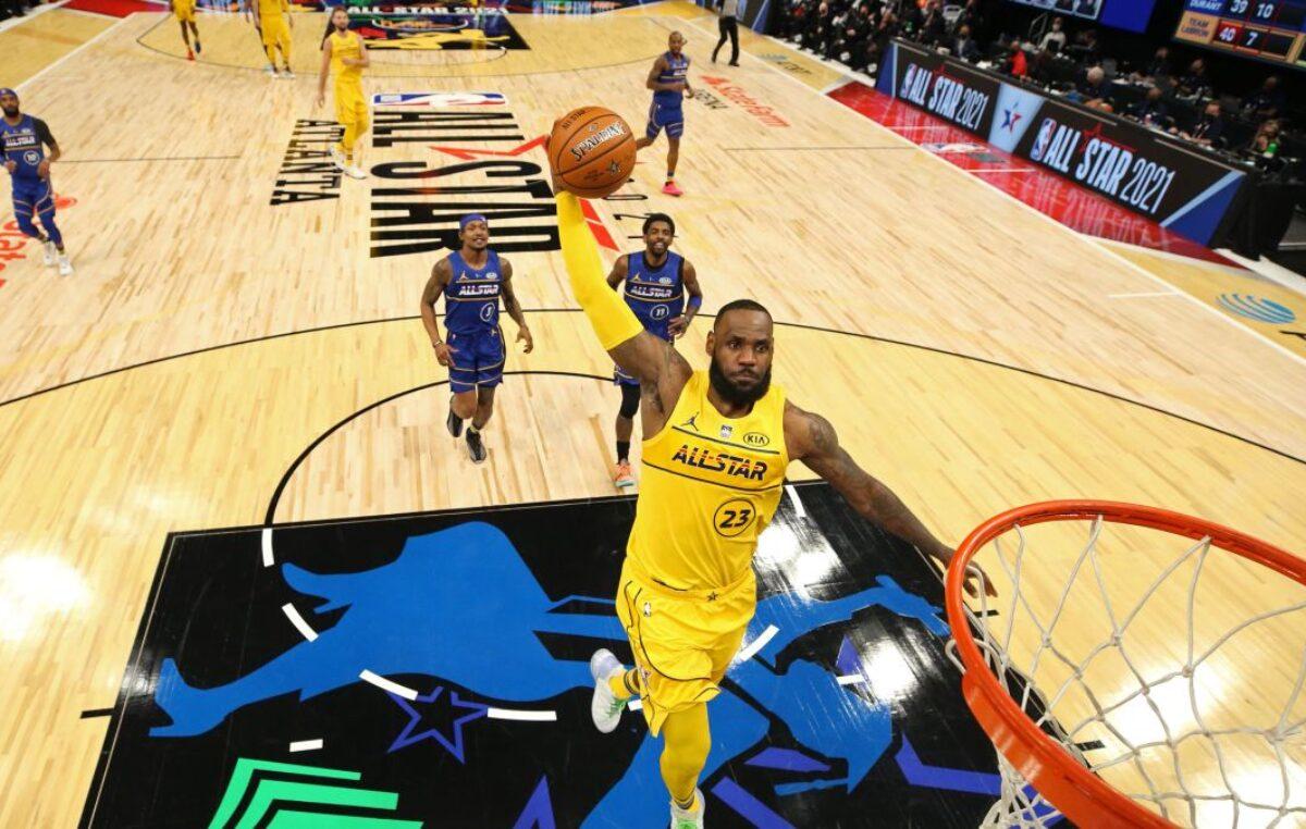 NBA Ol-Star: Pobeda Lebronovog tima, Janis MVP, Kari najbolji u trojkama!