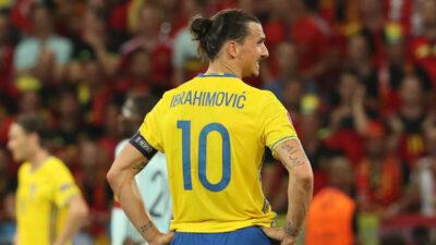 Zlatan Ibrahimović ponovo oblači dres reprezentacije!