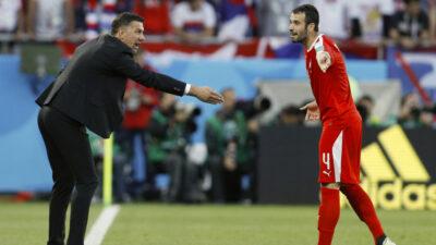 Luka Milivojević rekao zbogom reprezentaciji!