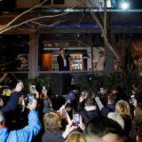 Pogledajte kako je Novak Đoković dočekan ispred svog restorana u Beogradu (VIDEO)