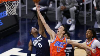 Pokuševski je novo blago Oklahome! Sinoć je ušao u istoriju NBA lige (VIDEO)