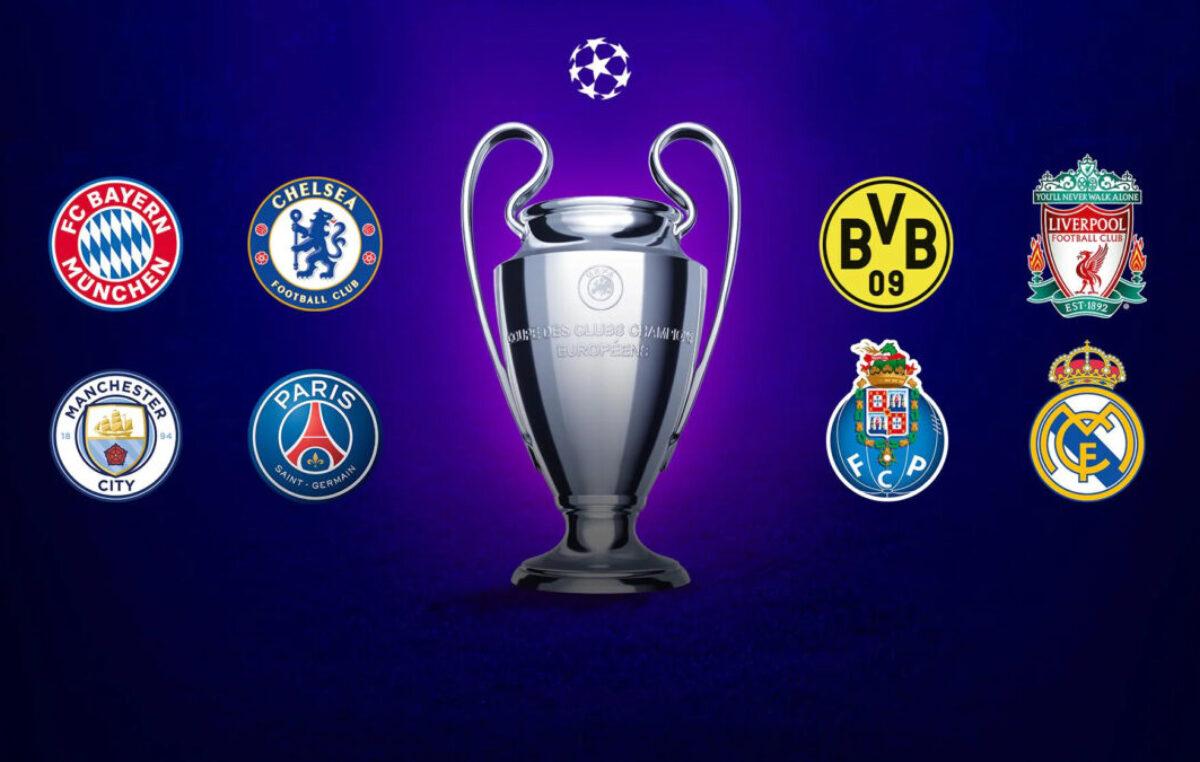 Liga šampiona: Poznati svi učesnici četvrtfinala