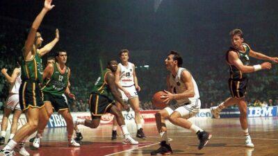 Na današnji dan pre 29 godina, košarkaši Partizana su postali prvaci Evrope! (VIDEO)