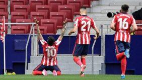 Atletiko se pobedom vratio na vrh La Lige! (VIDEO)