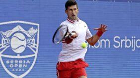 Đoković bez problema do četvrtfinala Srbija Opena!