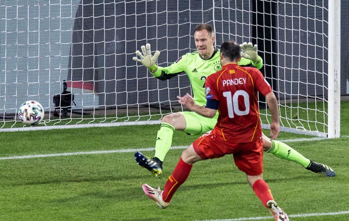 Selektor Severne Makedonije dao dirljivu izjavu nakon pobede nad Nemačkom!