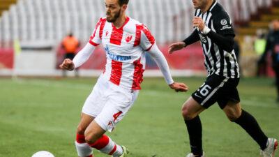 Zvezda minimalcem pobegla na +12. Prva pobeda Stankovića u derbijima kao trenera (VIDEO)