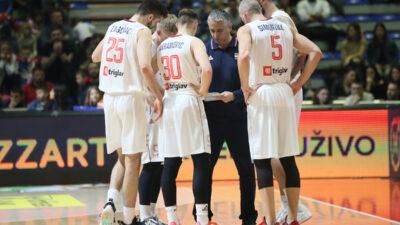 Košarkaška reprezentacija Srbije saznala imena protivnika u grupi!
