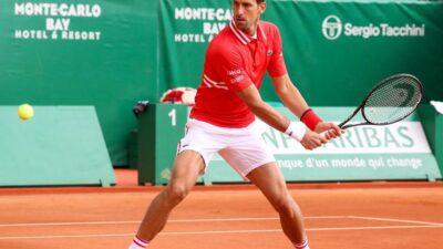 Novak Đoković startovao uspešno u Monte Karlu