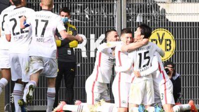 Ajntraht na srpski pogon. Savladan Dortmund u gostima, dve asistencije Kostića! (VIDEO)