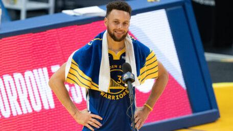 Evo ko po mišljenju Stefa Karija treba da bude MVP!