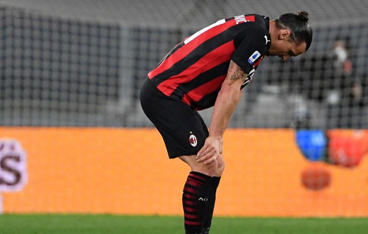 ŠOK ZA ŠVEDSKU: Ibrahimović propušta Evropsko prvenstvo zbog povrede!
