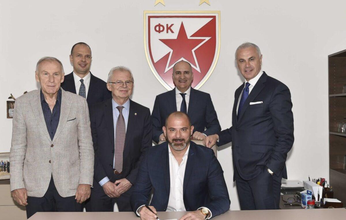 GOTOVO: Dejan Stanković potpisao ugovor sa Zvezdom do 2024. godine!