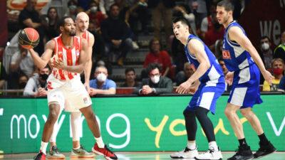 GOTOVO: Crvena zvezda je šampion ABA lige!