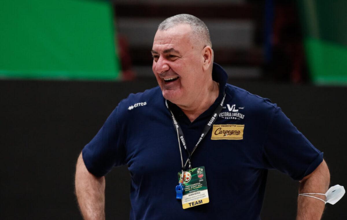 Iskusni trener Jasmin Repeša ima novi klub