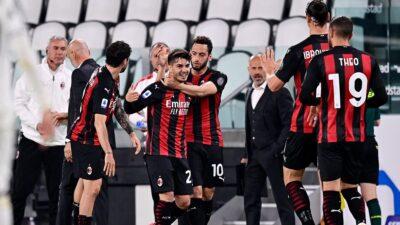 Milan rutinski protiv Juventusa! (VIDEO)