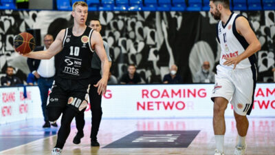 Partizan startovao pobedom!