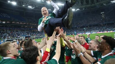 Marko Nikolić osvojio Kup Rusije sa Lokomotivom!