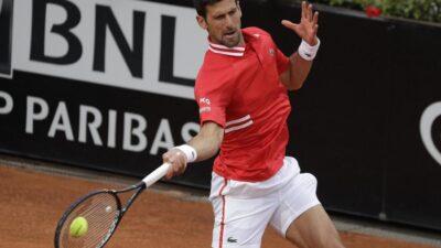 Novakove dve pobede u jednom danu za finale Rima sa Nadalom!