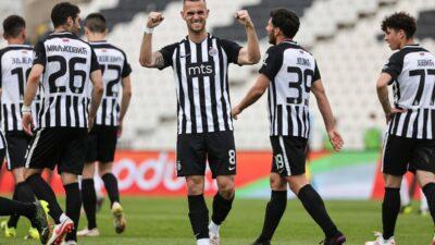 LIGA KONFERENCIJA: Partizan izbegao velikane, kreće od druge runde kao nosilac!
