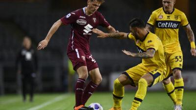 Parma se seli u Seriju B četiri kola pre kraja prvenstva! (VIDEO)