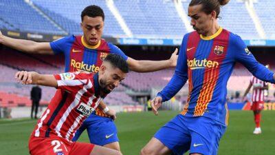 U Španiji i dalje sve otvoreno. Barsa i Atletiko odigrali bez golova (VIDEO)