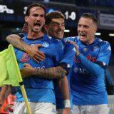 Napoli razbio Udineze za Ligu šampiona!(VIDEO)