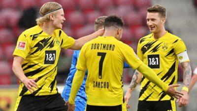 Dortmund pobedom osigurao Ligu šampiona! (VIDEO)