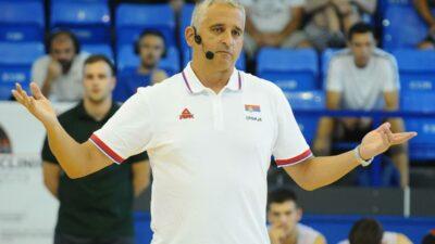 TIM SNOVA: Igor Kokoškov objavio spisak igrača u borbi za Olimpijadu!