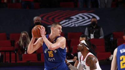 MVP Jokić vodio Denver do pobede i prednosti u seriji protiv Portlanda! (VIDEO)