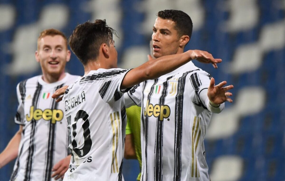 Ronaldo i Dibala stigli do cifre od 100. golova u Juventusu! (VIDEO)