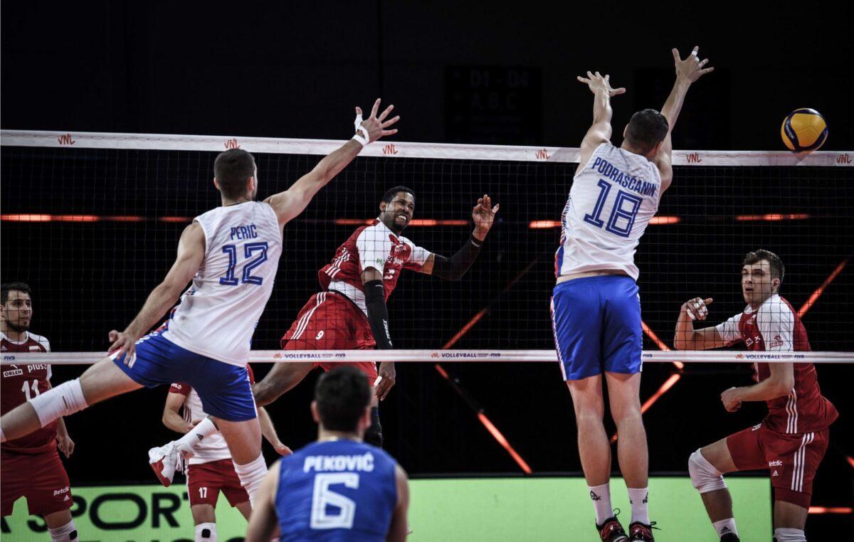 Poraz Srbije u Ligi nacija!