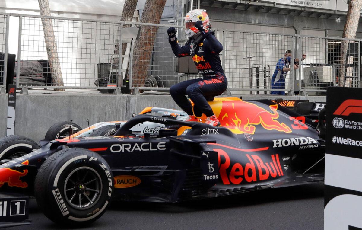 Ferstapen slavio u Monaku i zauzeo prvo mesto u šampionatu!